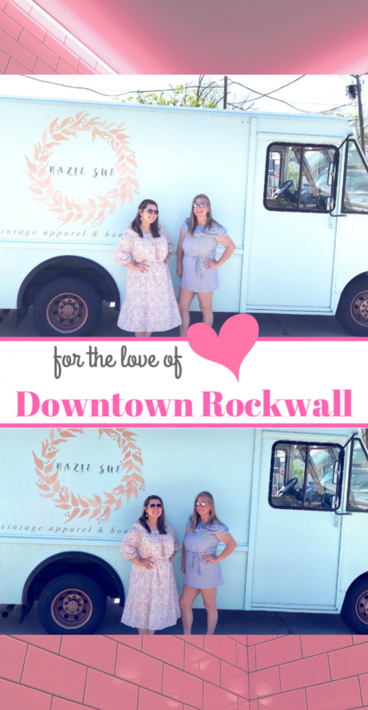 Exploring Downtown Rockwall Texas
