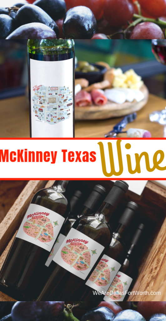 Make Nice with the New Neighbors: McKinney Texas Wine