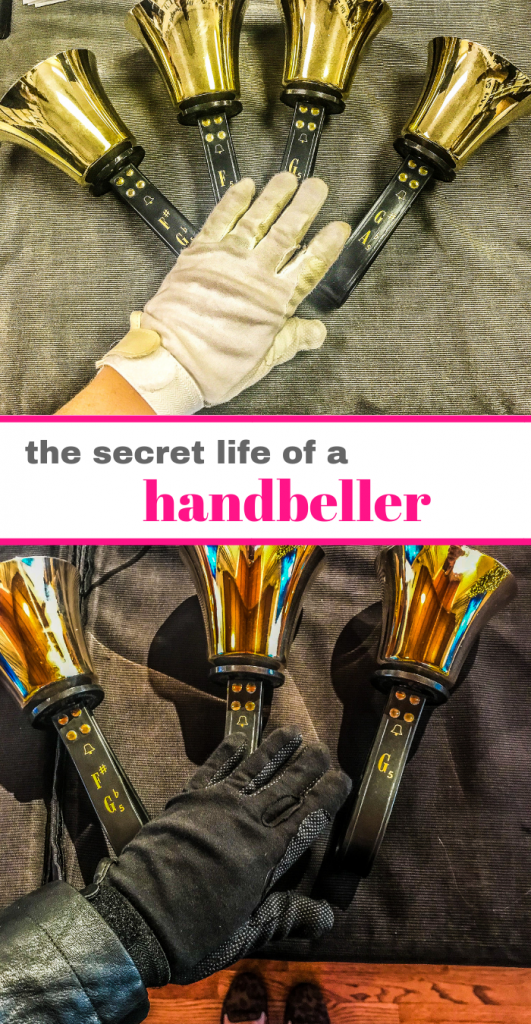 The Secret Life of a Handbeller