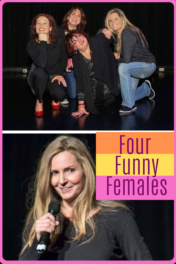 Four Funny Females