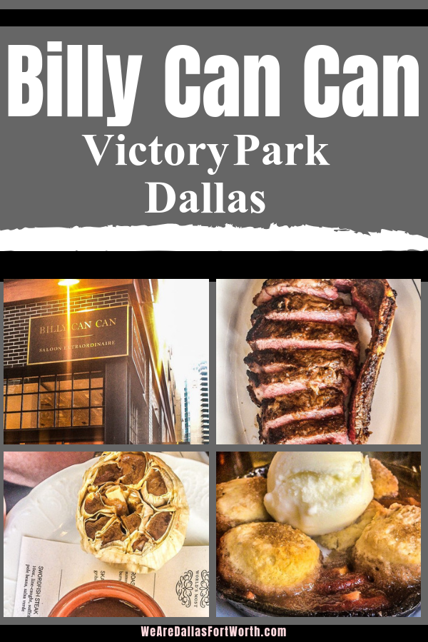 Billy Can Can Serves Up Unique & Delish Food in Victory Park Dallas