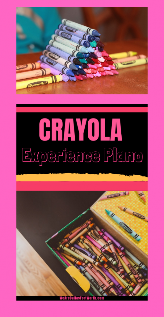 Things to Know About the Crayola Experience Plano