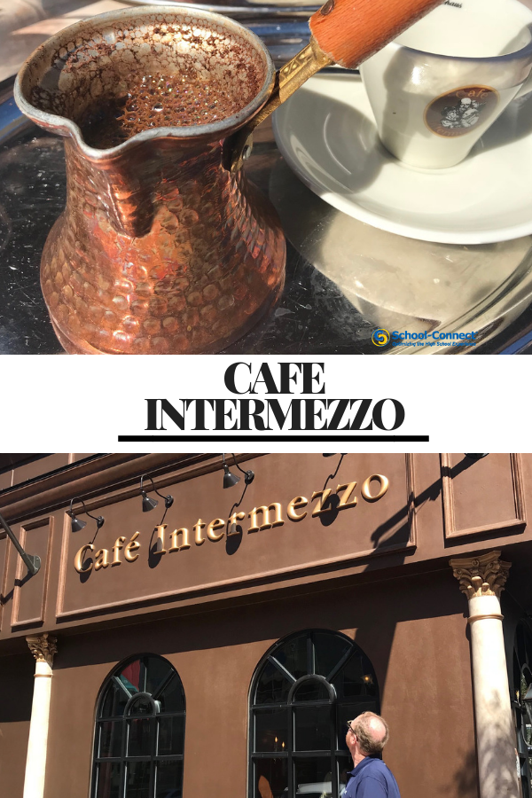 Cafe Intermezzo Plano