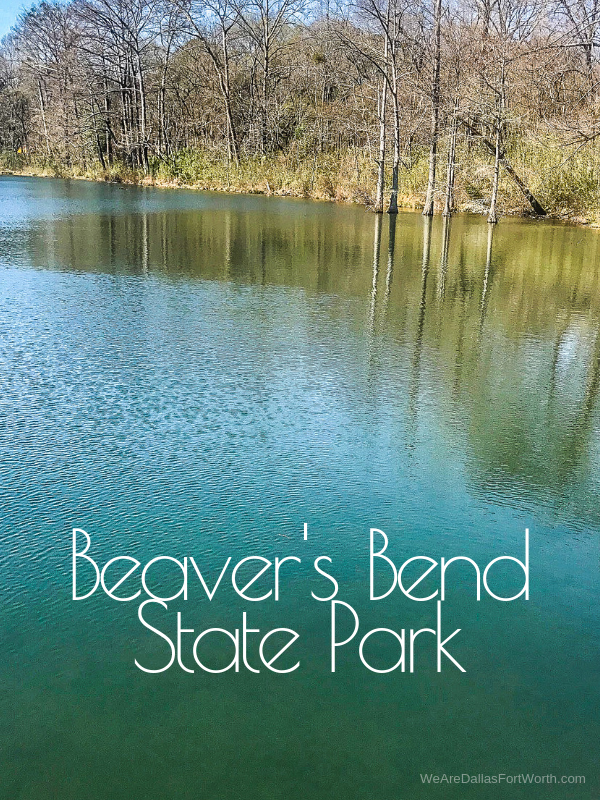 Beaver's Bend State Park