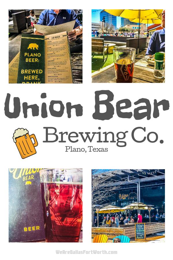 Union Bear Brewing
