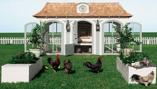 Neiman Marcus Chicken Coop