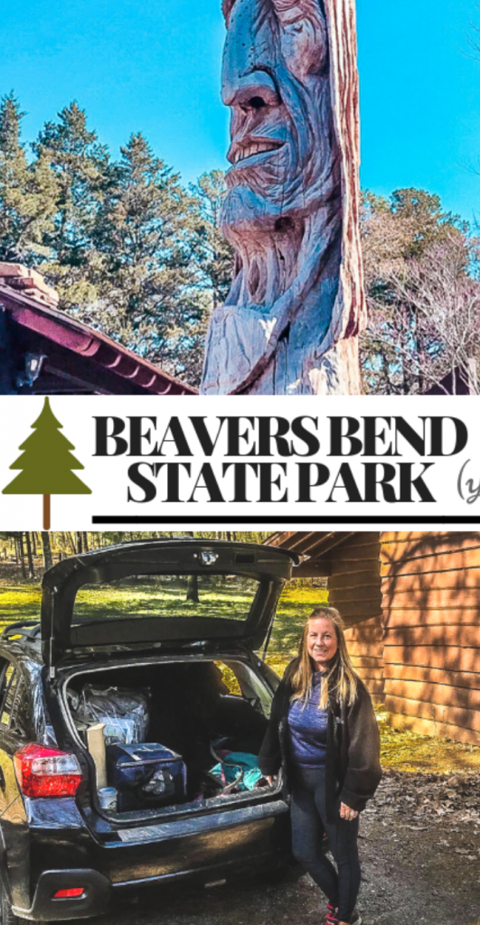 Escape from Dallas: Beaver's Bend State Park