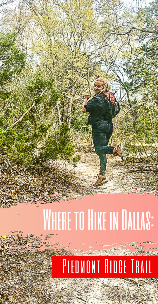 Where to Hike in Dallas: Piedmont Ridge Trail in Dallas