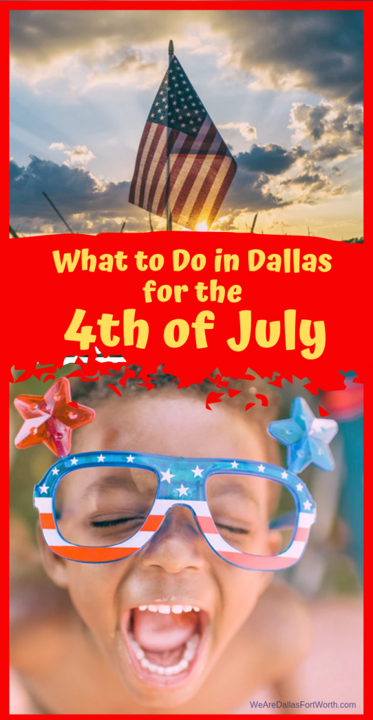 4th of July in Dallas