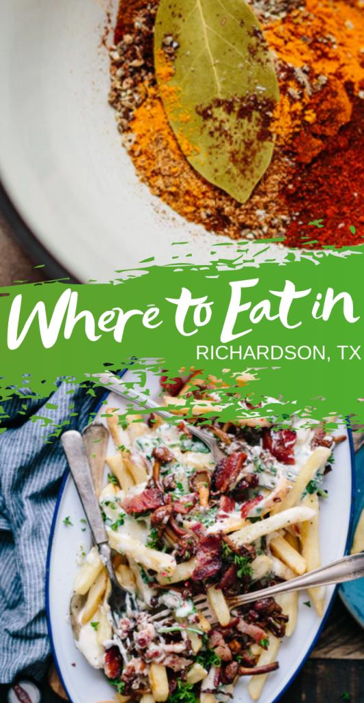Where to Eat in Richardson Texas