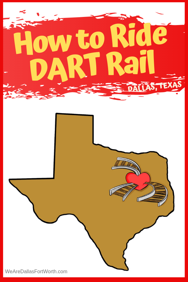 How to Ride DART Rail