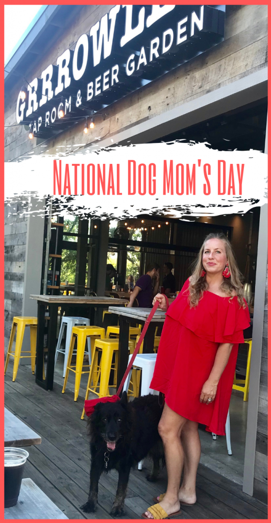 National Dog Mom's Day