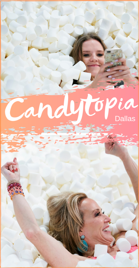 Candytopia is OPEN in Dallas