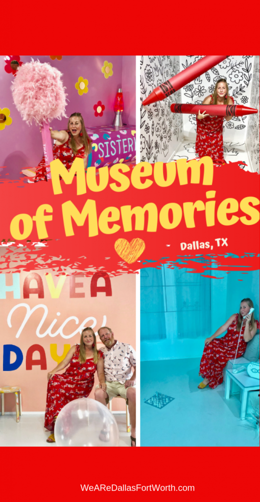 Museum of Memories has Opened in Dallas