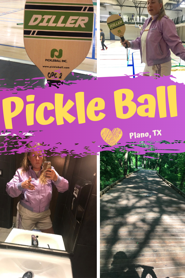 Here is where to play the wild game of Pickle Ball in Plano TX