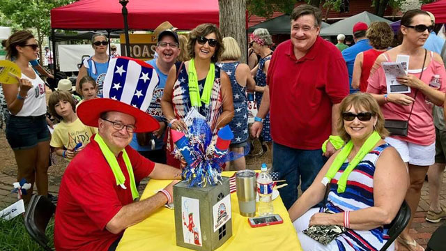 7 Reasons you'll Want to Attend the Second Annual Star Spangled Salsa Fest in McKinney TX