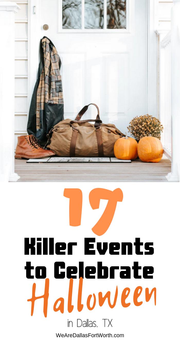 Halloween Activities 2020 Dfw 17 Killer Events to Celebrate Halloween in Dallas for 2020   We