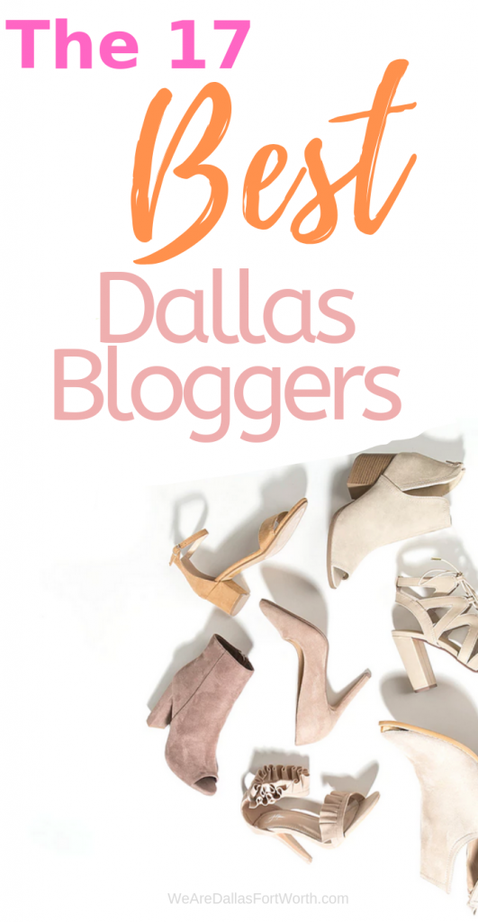 The 17 Best Dallas bloggers