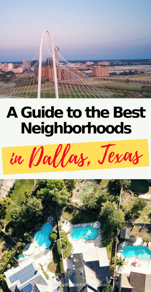 We love these Dallas neighborhoods