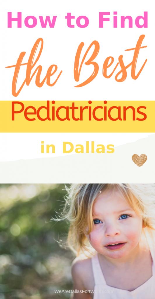 best pediatricians in Dallas