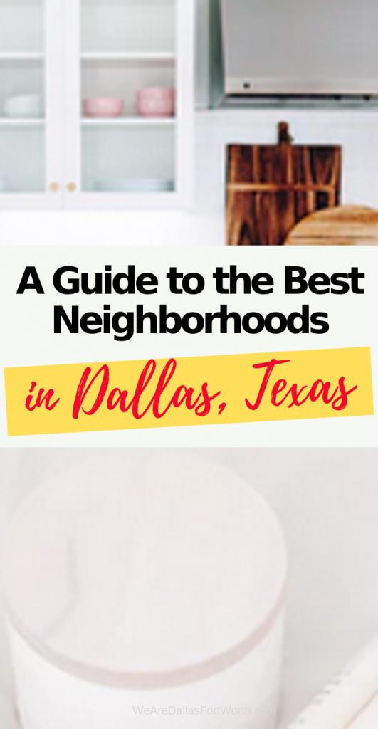 Dallas neighborhoods