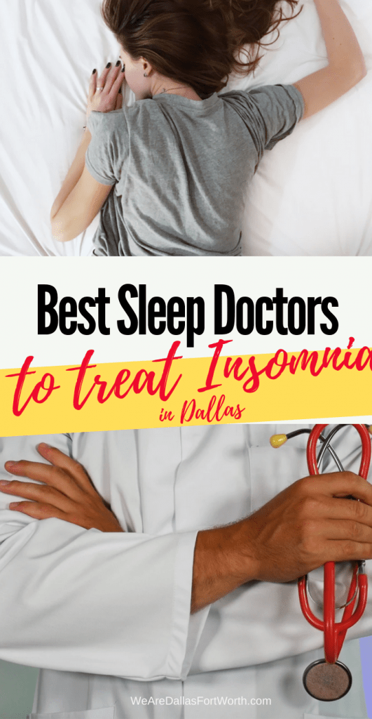 Best Sleep Doctors in Dallas to Help You Overcome Insomnia in 2020