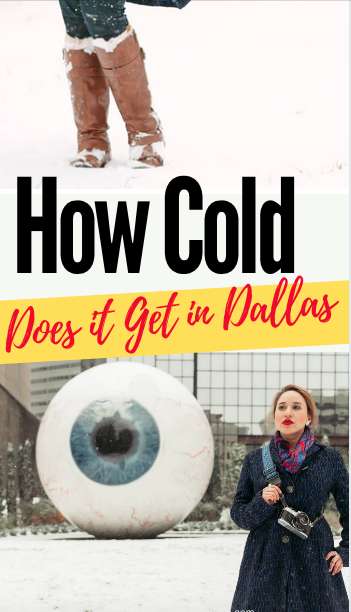 How Cold Does it Get in Dallas?