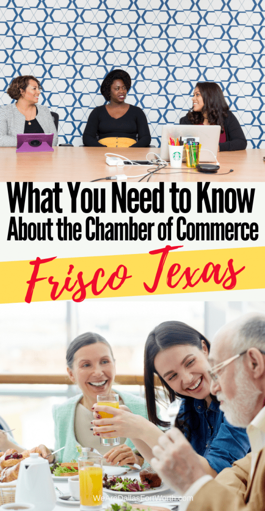 frisco texas chamber of commerce