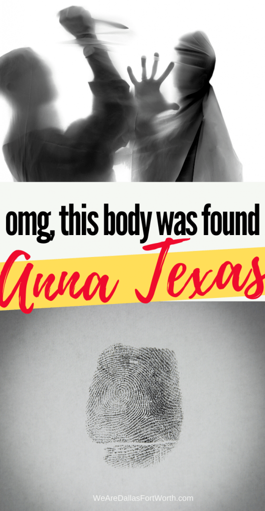 Yet Another Anna Texas Body Found