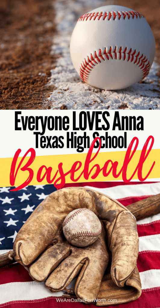 Everyone Loves Anna TX High School Baseball