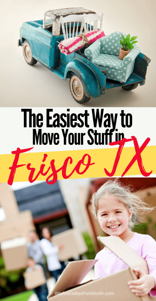 How to Find Moving Companies in Frisco Texas