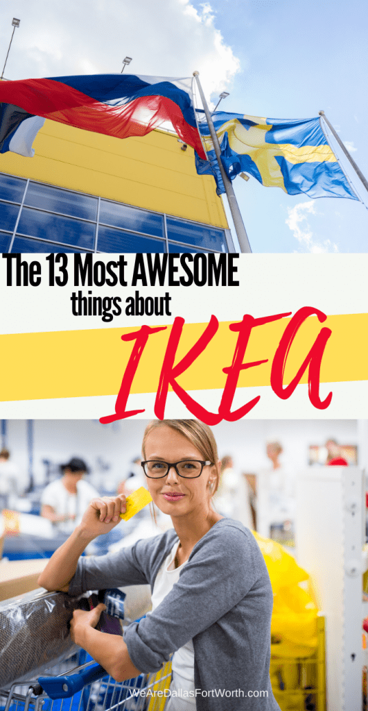 The 13 Most Awesome Things about the Frisco Texas IKEA