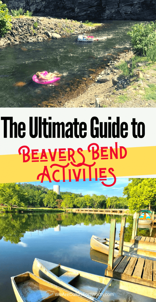 The Ultimate Guide to Beavers Bend State Park Activities
