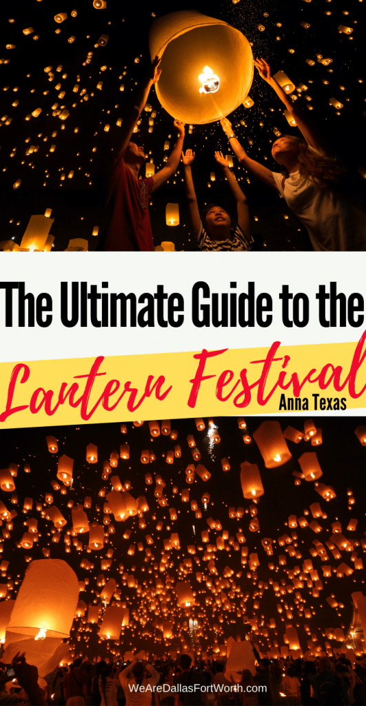 The Ultimate Guide to the Anna Texas Lantern Festival