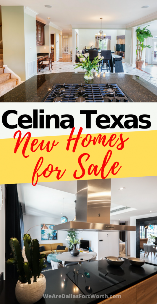 You'll Want One of These Celina Texas New Homes for Sale