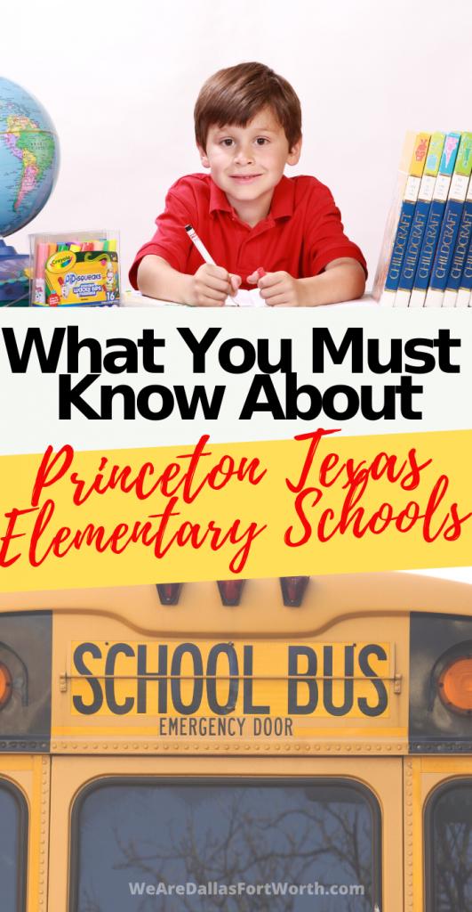 princeton tx elementary schools