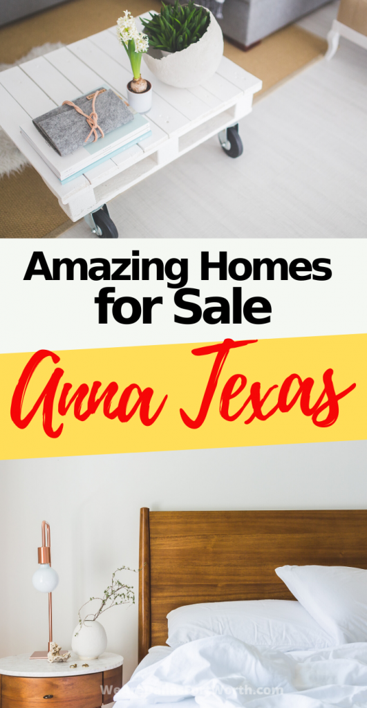 The AMAZING Anna Texas Homes for Sale You Need to Buy Today