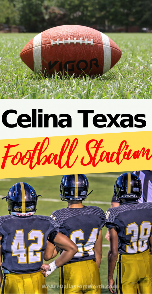 Celina Texas Football Stadium