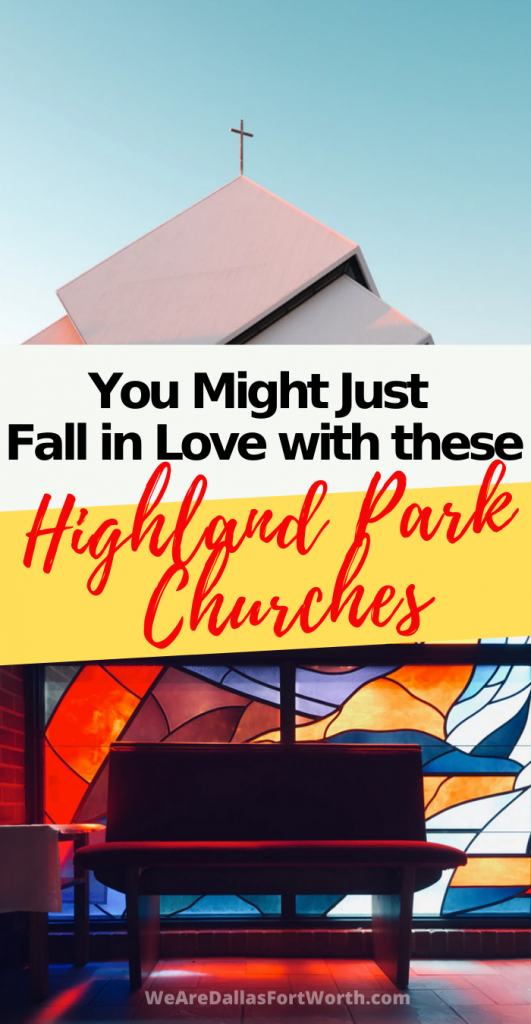 highland park texas churches