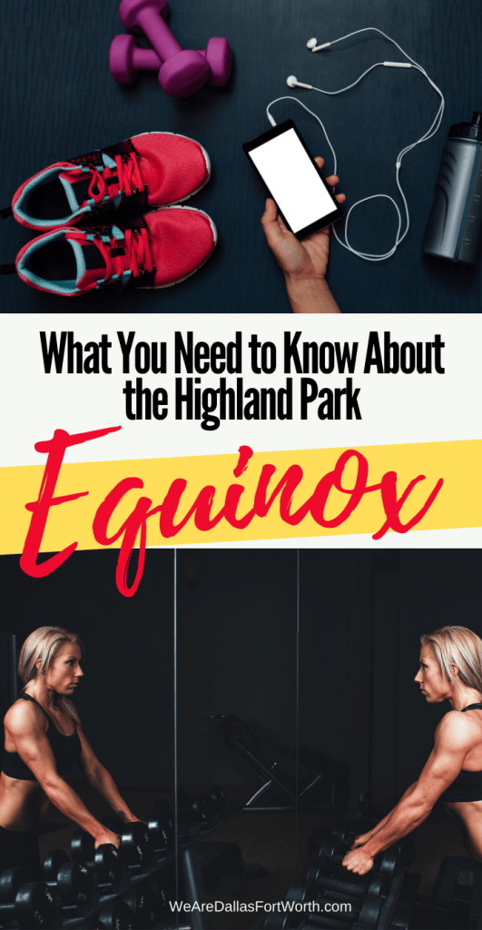 What You Need To Know About the Highland Park Texas Equinox