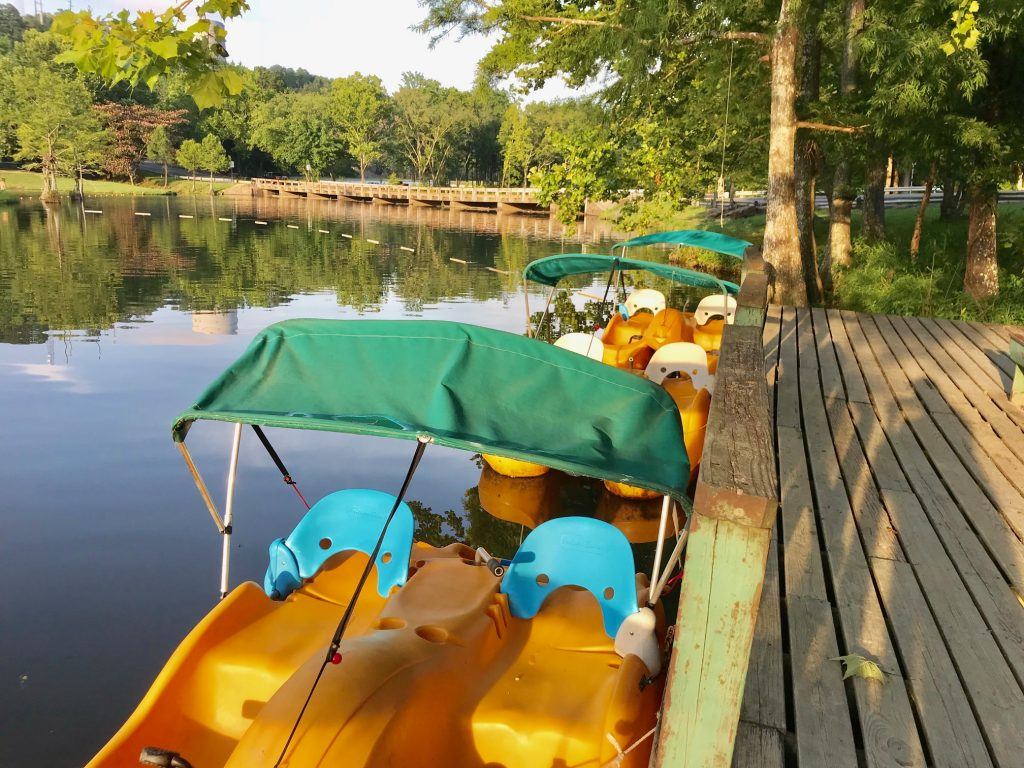 beavers bend state park activities