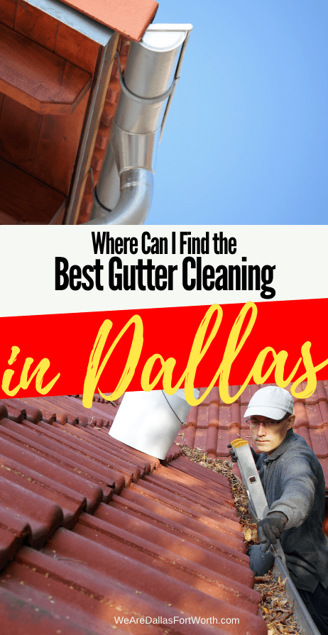 Where Can I Find the Best Gutter Cleaning in Dallas