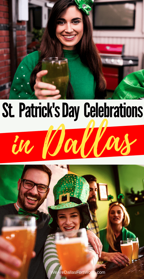 St Patricks Day in Dallas