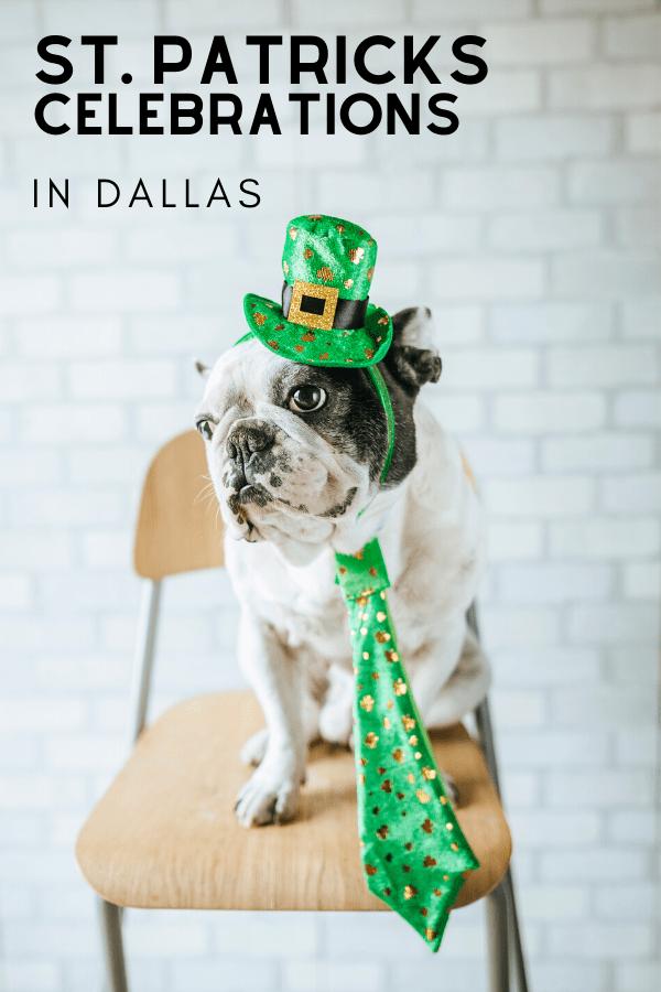 St Patricks Day in Dallas