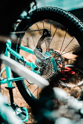 Mountain Biking in Dallas