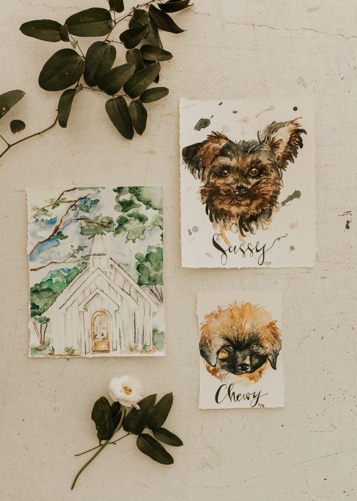 Meet Christie Sasser of Brush and Letter Studio