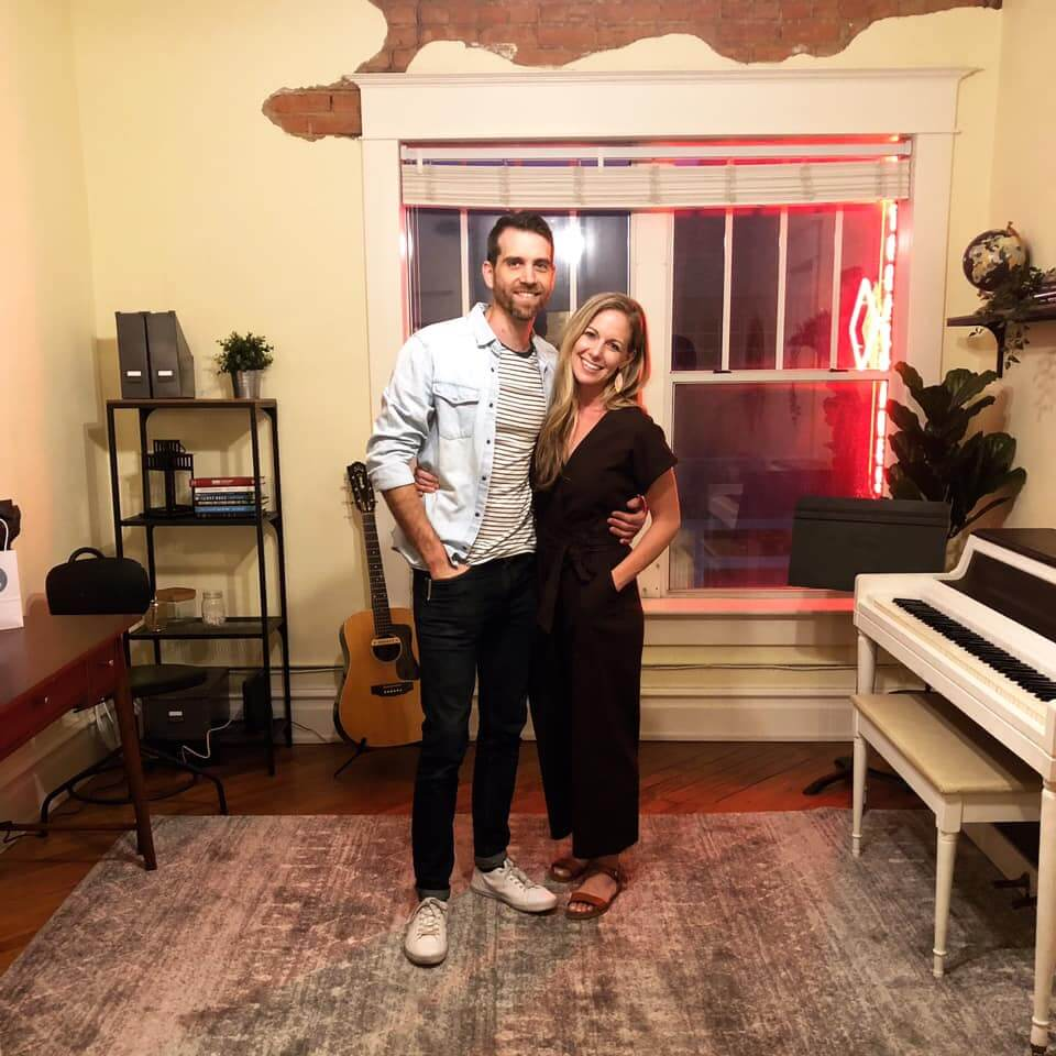 Meet Nathan & Brittany Otwell of Cultivate Music Studio