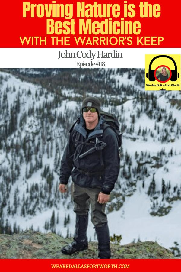 John Cody Hardin of Warrior's Keep