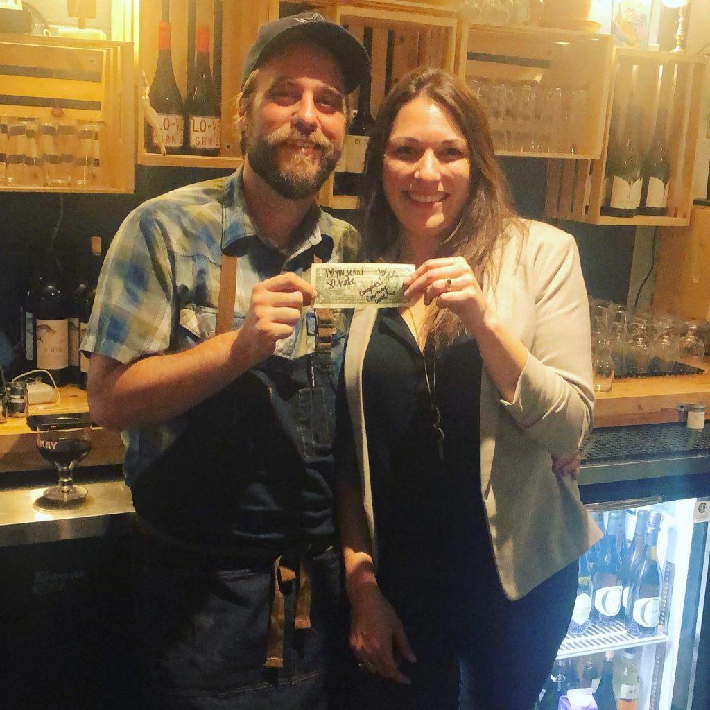 Meet Jenni and David Hoffman of the Downing Bottles & Bites
