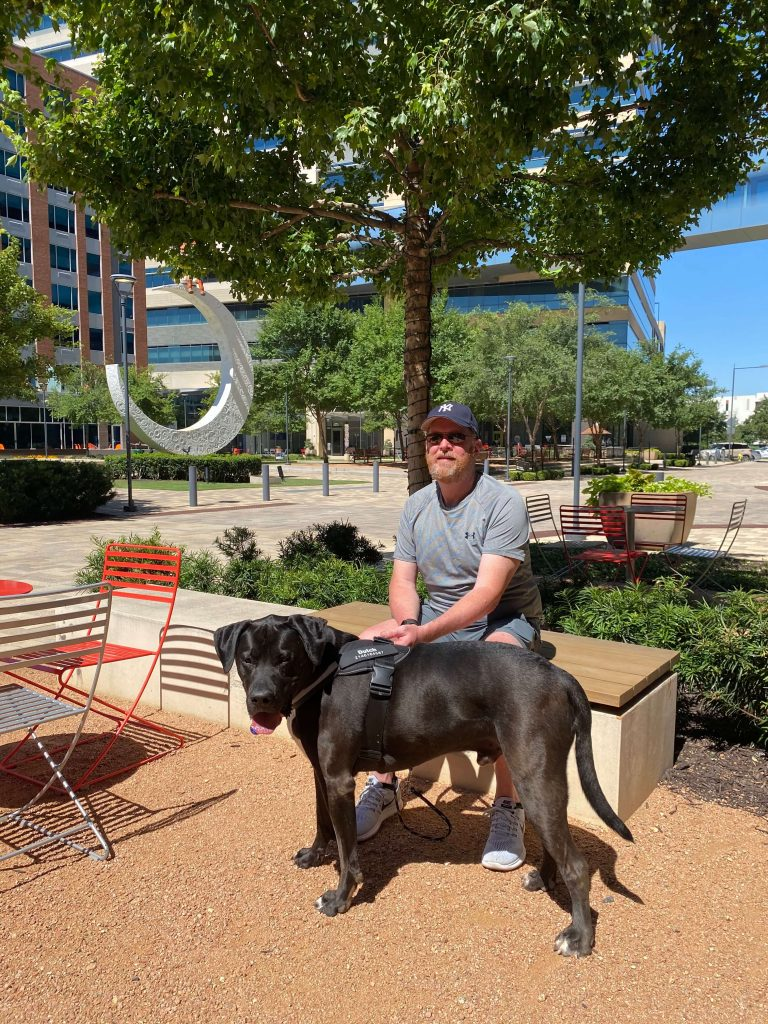 5 Paved Trails to Walk your Dog in Dallas (after a huge Texas storm)